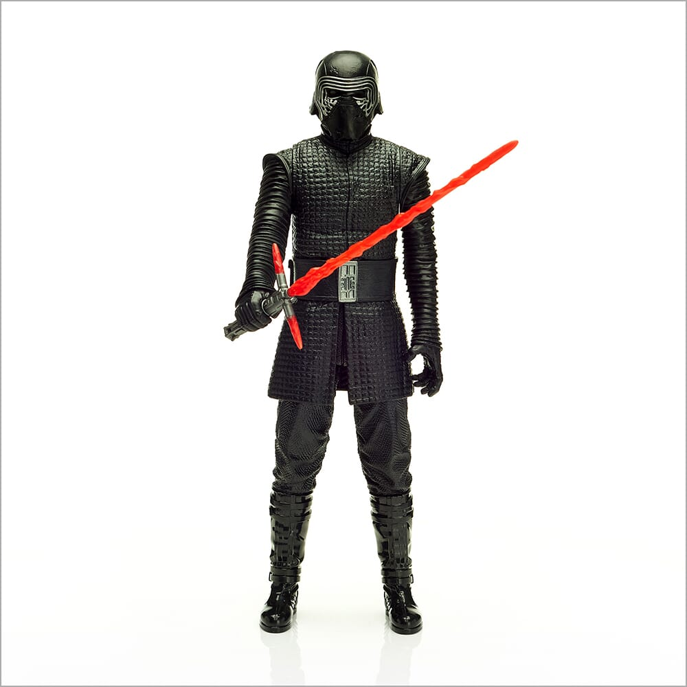 360 Product Photography for Toys | 360 Spins & Animation | Kylo Ren