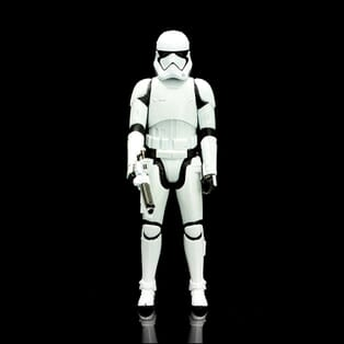 360 Product Photography for Toys | 360 Spins & Animation | Storm Trooper