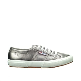 360 Product Photography   Silver Sneaker Shoe