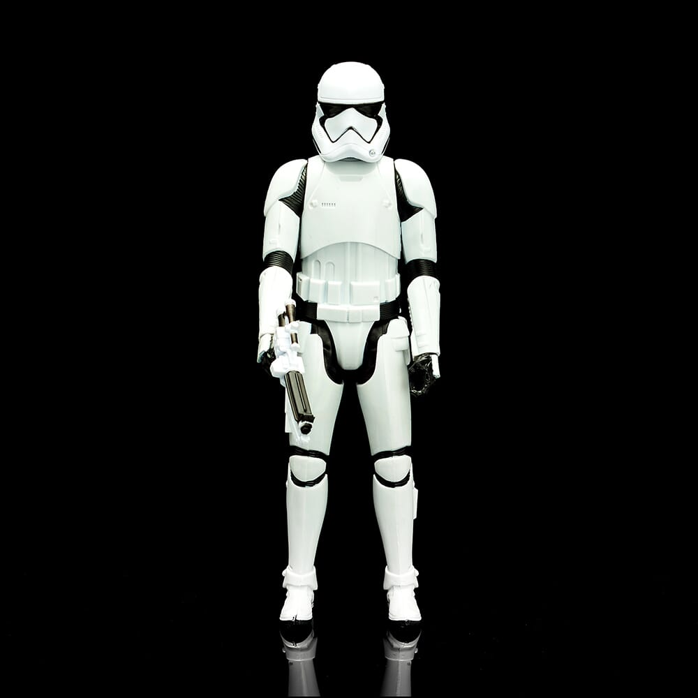 360 Product Photography | Storm Trooper Toy