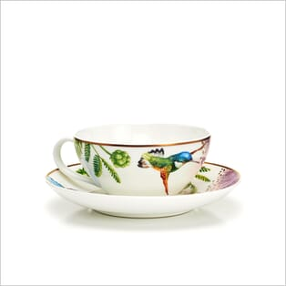 360 Product Photography | Villeroy & Boch Teacup & Saucer