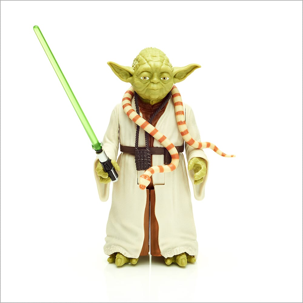 360 Product Photography | Yoda Toy