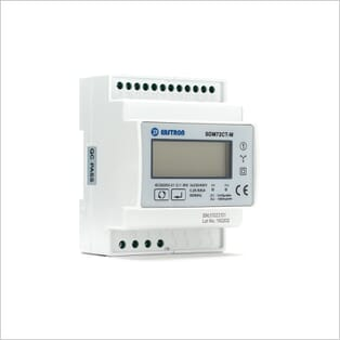 3D Product Photography Industrial Multi-Row 360 Spins of Electric Meters