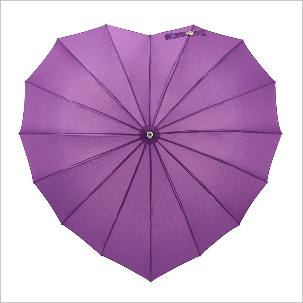 360 Product Photography for Accessories   360 Spins   Umbrella   Heart