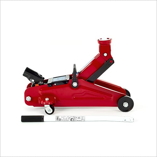 Industrial 360 Product Photography & 3D Spins 360 Spin Trolley Jack